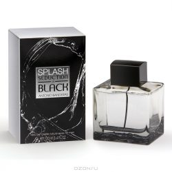 Splash Seduction In Black