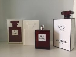No5 L'Eau Red Edition LUXE 100ml