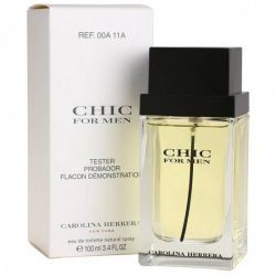CHIC for men TESTER