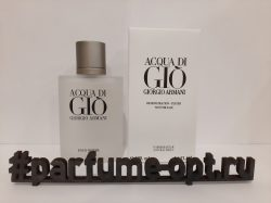 Acqua Di Gio Men 100ml TESTER LUXE