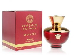 VERSACE POUR FEMME DYLAN RED