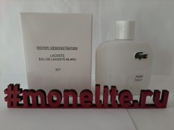 L.12.12 Blanc EDT 100ml Tester LUXE