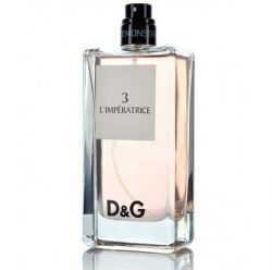 DG 3 L Imperatrice  EDT 100 ml TESTER LUXE