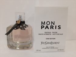 YSL Mon Paris star edition  TESTER LUXE