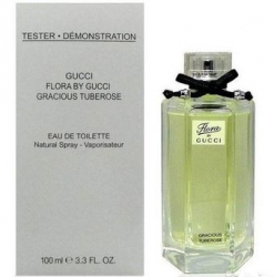 Flora by Gucci Gracious Tuberose 100ml EDT Tester (тестер)