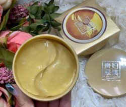 Гидрогелевые патчи One Spring Gold Extract Hydra Noble Lady Eye Mask