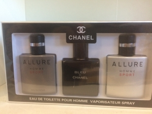 "3in1 for men ""Chanel"""