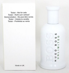 Bottled Unlimited Hugo Boss EDT 100ml Tester (тестер)